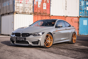 G Power BMW M4 CS 2018