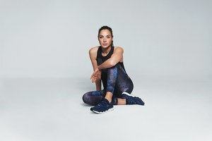 Gal Gadot Be More Human Reebok