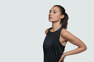 Gal Gadot Reebok Photoshoot Wallpaper