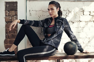 Gal Gadot Sports Gym