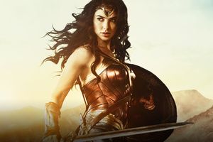Gal Gadot Wonder Woman HD