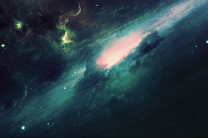 Galaxy Spacescapes 4k Wallpaper