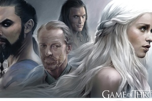 Game Of Thrones Art 2
