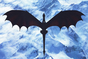 Game Of Thrones Dragon Artwork Wallpaper