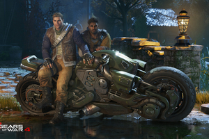 Gears Of War 4 2016 Game