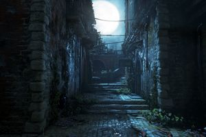 Gears Of War 4 Environment