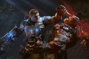 Gears Of War 4 Execution