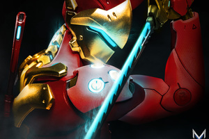 Genji As Iron Man