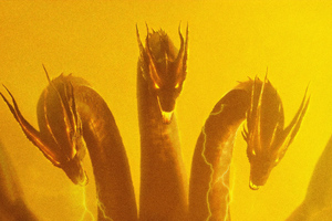 Ghidorah Godzilla King Of The Monsters 5k Wallpaper