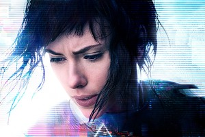 Ghost In The Shell Scarlett Johansson Wallpaper