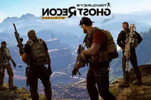 Ghost Recon Wildlands Wallpaper