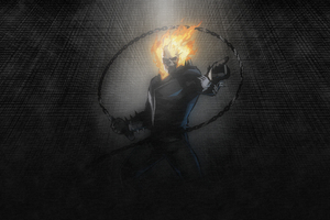 Ghost Rider Artwork 4k Wallpaper