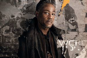 Giancarlo Esposito In Maze Runner The Death Cure 2018