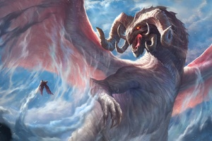 Giant Dragon Fantasy