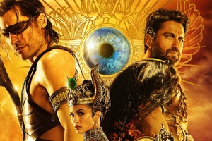 Gods Of Egypt Movie