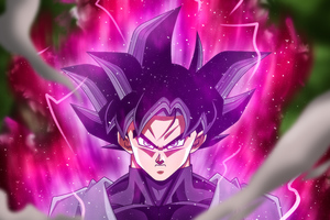 Goku Black 5k Wallpaper