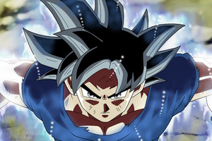 Goku Dragon Ball Super Anime 5k
