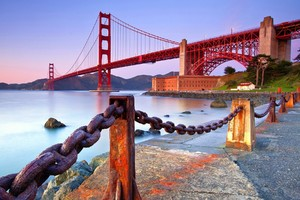 Golden Gate Bridge Coast Wallpaper
