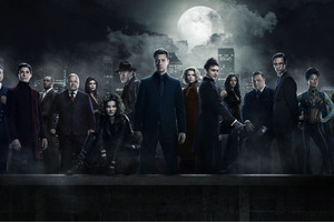 Gotham Season 3 Cast 4k 8k