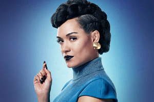 Grace Byers As Reeva Payge In The Gifted Season 2 4K