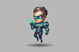 Green Lantern Art Wallpaper