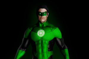 Green Lantern Fan Art Wallpaper