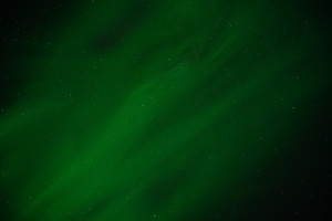 Green Northern Lights 8k Wallpaper