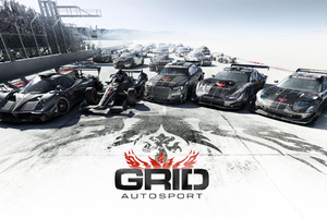 Grid Autosport Game Wallpaper