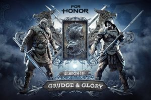 Gridge And Glory For Honor Season 3 8k