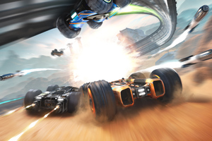 Grip Combat Racing 8k Wallpaper