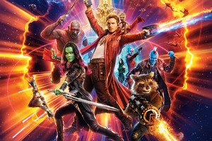 Guardians Of The Galaxy Vol 2 5k 4k HD