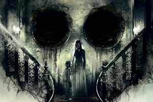 Guests 2018 Russian Horror Movie Wallpaper