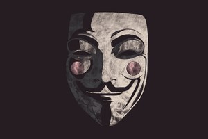 Guy Fawkes Mask Background · Guy Fawkes Mask Background Wallpaper