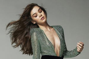 Hailee Steinfeld Marie Claire 2018