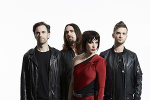 Halestorm Rock Band Wallpaper