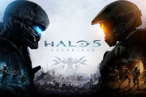 Halo 5 HD Wallpaper