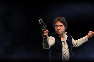 Han Solo Star Wars Battlefront II Wallpaper