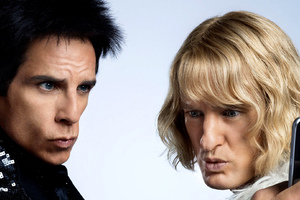Hansel And Derek In Zoolander 2 Wallpaper