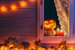 Happy Halloween HD Wallpaper