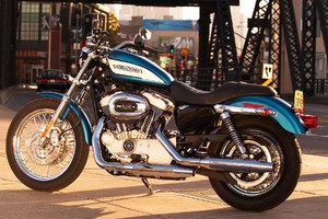 Harley Davidson City Wallpaper