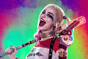 Harley Quinn 8k Wallpaper