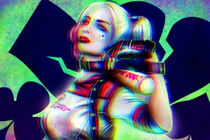 Harley Quinn New Wallpaper