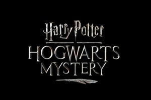 Harry Potter Hogwarts Mystery Game Logo