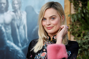 HD Margot Robbie