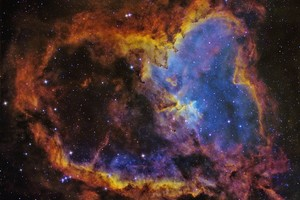 Heart Nebula Wallpaper