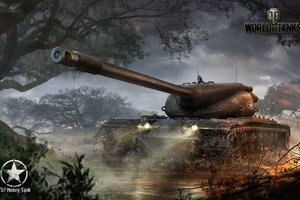 Heavy Tank World Of Tanks