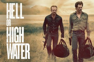 Hell Or High Water 2016 Movie