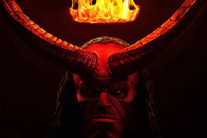 Hellboy Movie Wallpaper