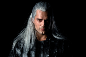 Henry Cavill As Geralt The Witcher Netflix 2019 Wallpaper