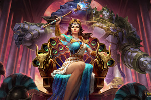 Hera Queen Of The Gods 4k Wallpaper